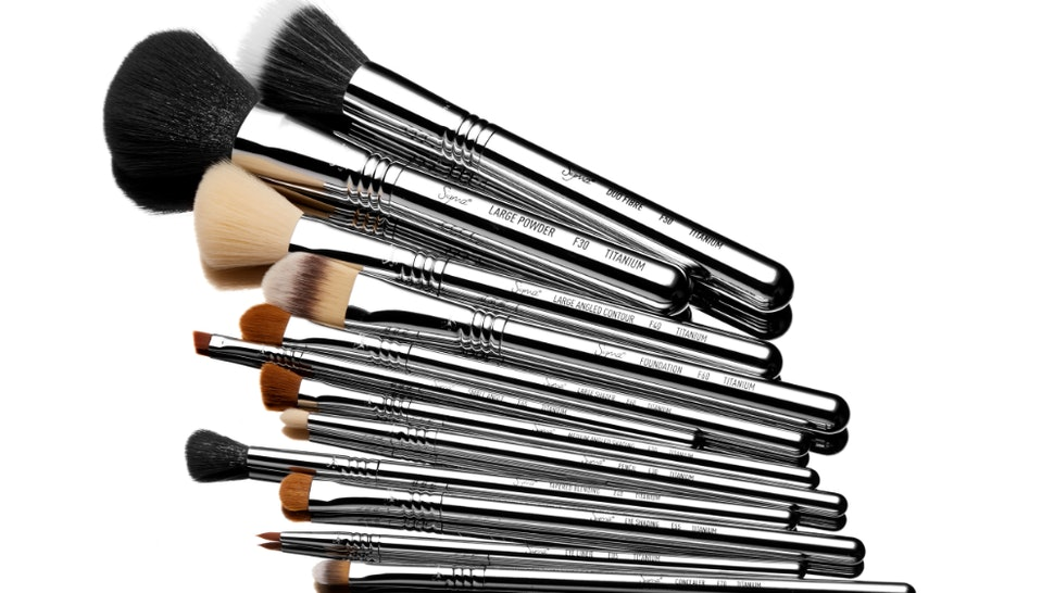 Is Sigma Beauty's New Titanium Brush Set Worth It? It's Definitely Time To Invest