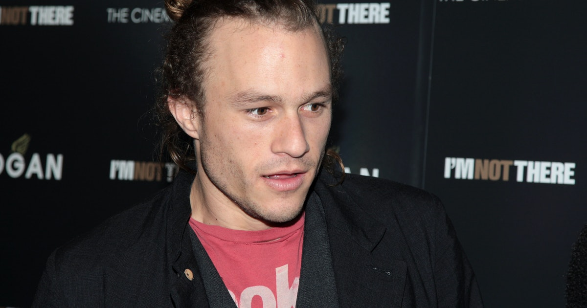 How To Watch I Am Heath Ledger The New Doc Celebrating The Late Actor S Life
