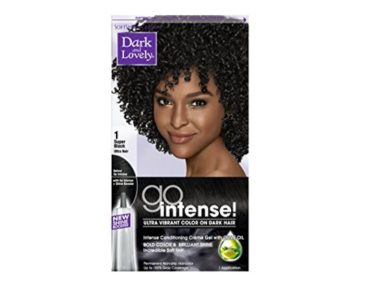 5dark Lovely Go Intense Hair Color