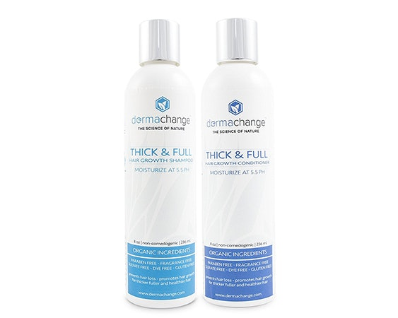 6a Shampoo Conditioner Set For Longer Healthier Hair