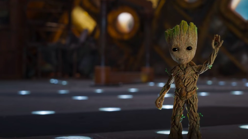 13 Baby Groot Gifs That Communicate Better Than Words In Preparation