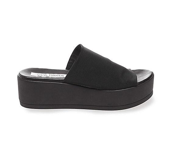 Steve Madden's Slinky Platform Sandals