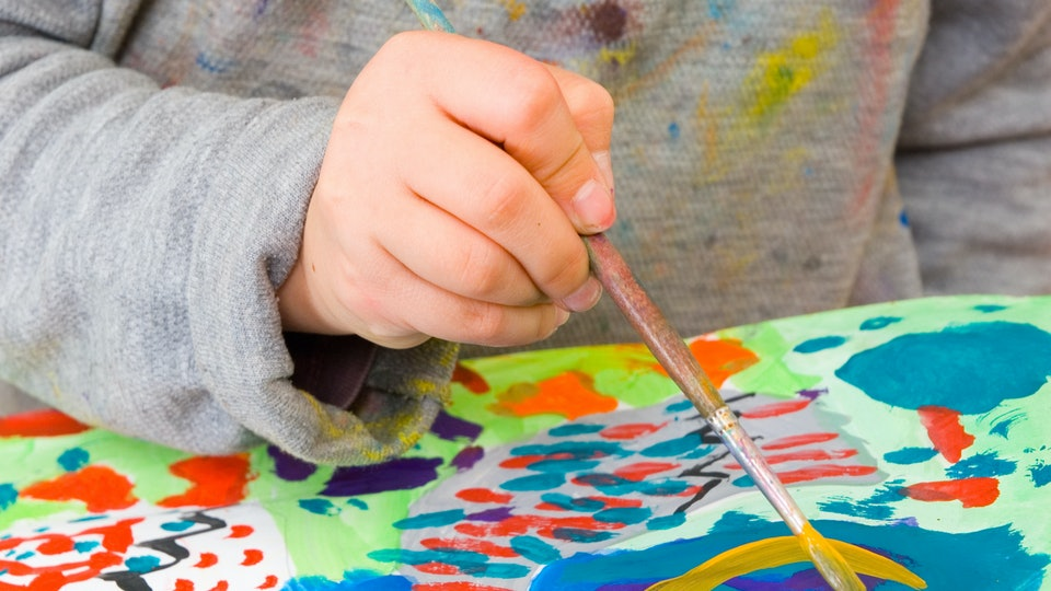 Is Acrylic Paint Safe For Kids? Consider This Before Your Next Craft ...