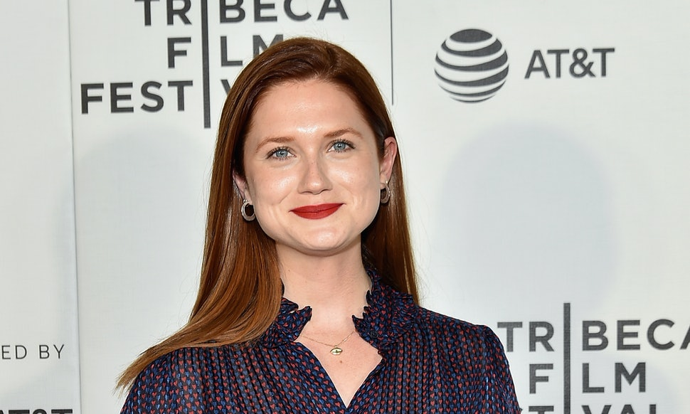 harry potter s bonnie wright is leaving ginny weasley far behind