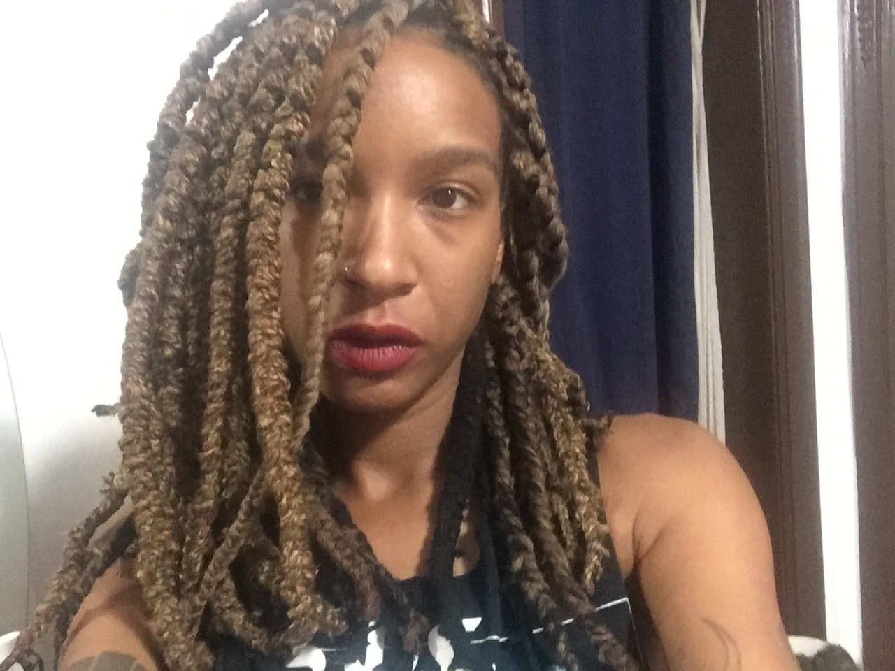 I Tried Yarn Braids For The First Time Learned A Lot About The