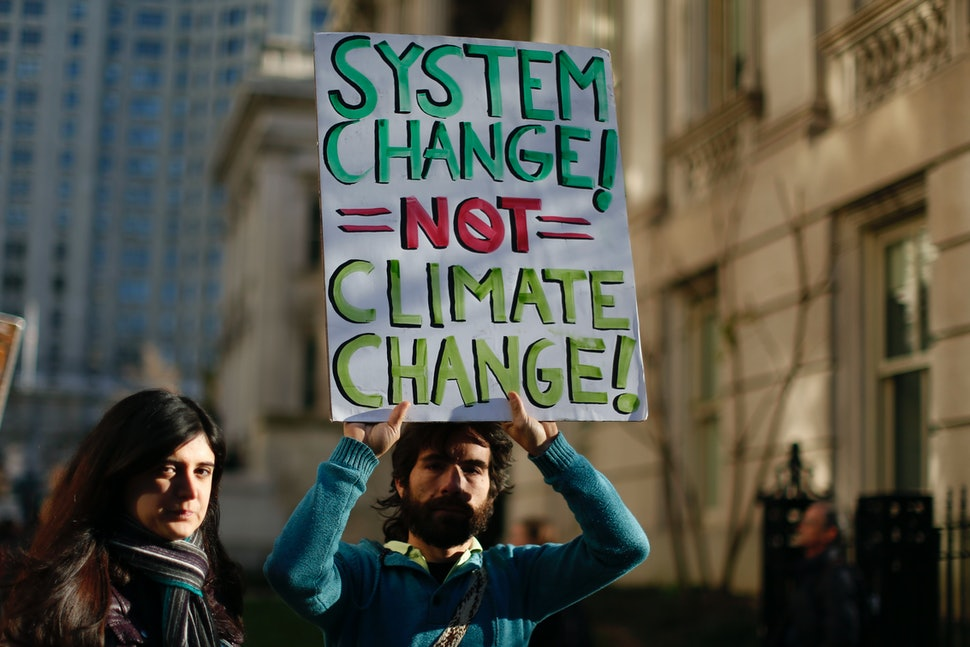 14 Quotes For People S Climate March Signs That Cut To The Heart Of