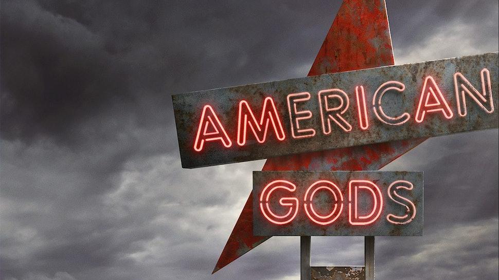 Starz's 'American Gods' TV Show Vs  The Book Shows That Even