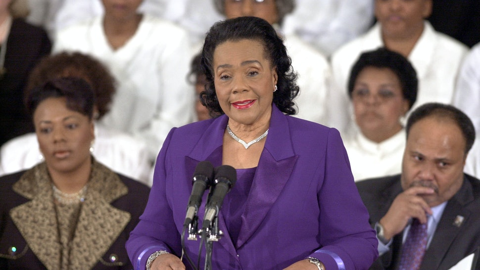 60 Coretta Scott King Quotes The Resistance Needs To Read Gorgeous Coretta Scott King Quotes
