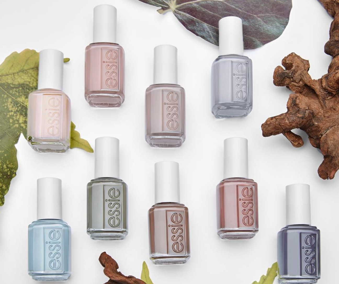 What Colors Are In Essie\u0027s New Wild Nudes Collection? They Are Perfect Neutral Colors For Summer & What Colors Are In Essie\u0027s New Wild Nudes Collection? They Are ...