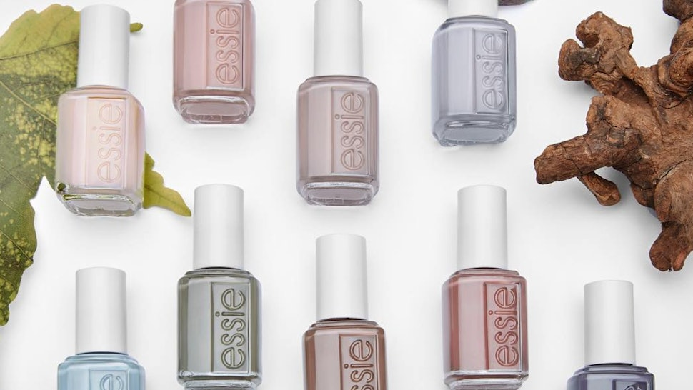 What Colors Are In Essie S New Wild Nudes Collection They Are
