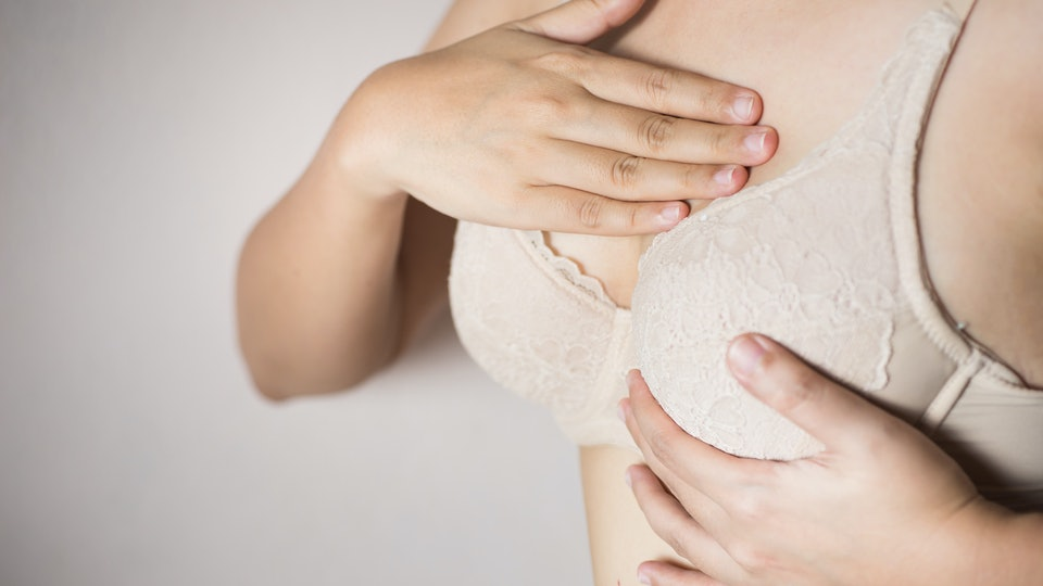 Image result for breast pain