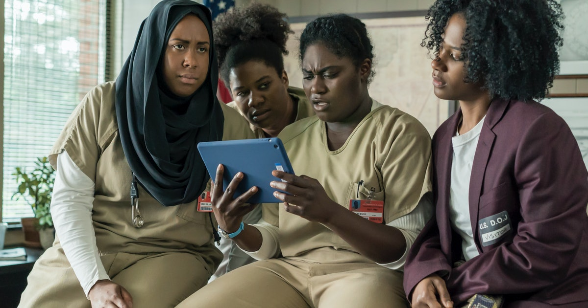 Did Orange Is The New Black Season 5 Leak Early If So It S Still Worth The Wait On Netflix