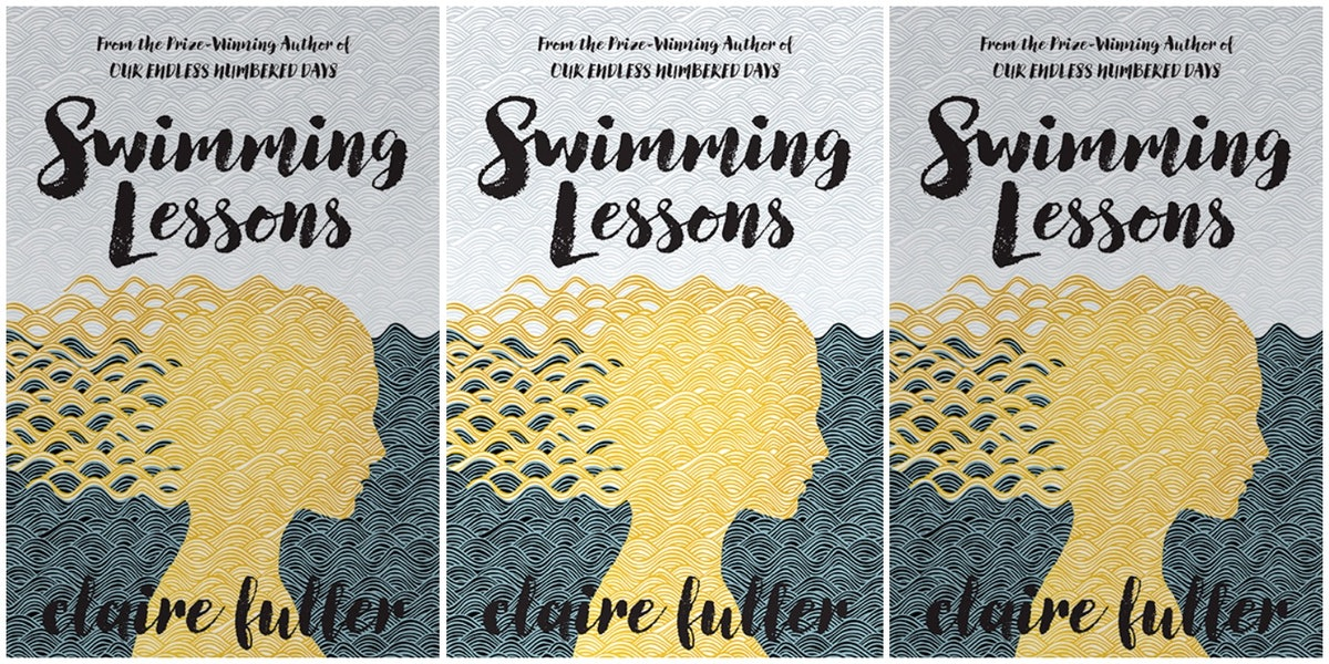 'Swimming Lessons' Is A Tribute Book-Lovers, Inspired By The Author's Real-Life Romance