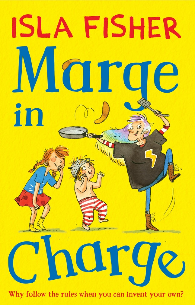 Isla Fishers Childrens Book Series Sounds Like The Most Fun