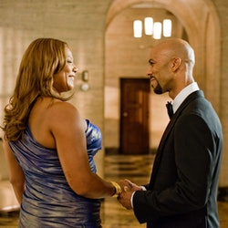 Queen Latifah and Common in Just Wright, A Black Love & Romance Classic