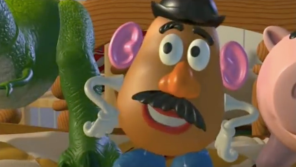 Don Rickles Made Mr Potato Head The Real Hero Of Toy Story