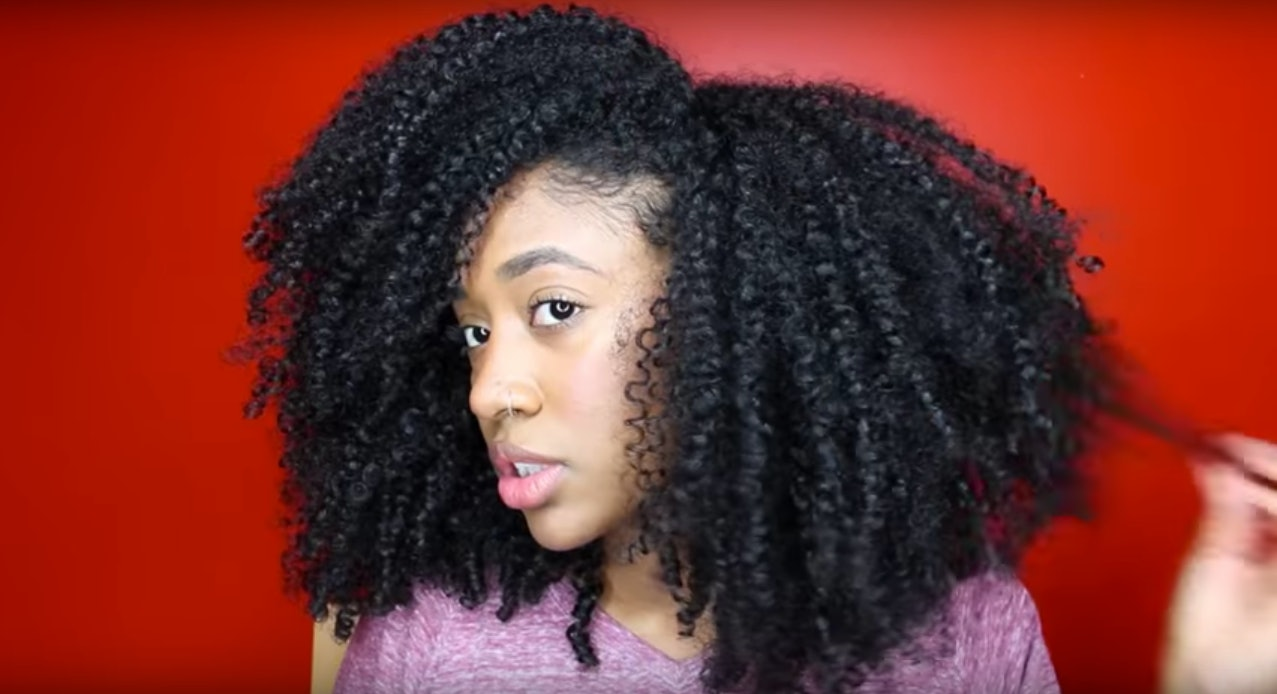 How to make curly hair straight using home remedies