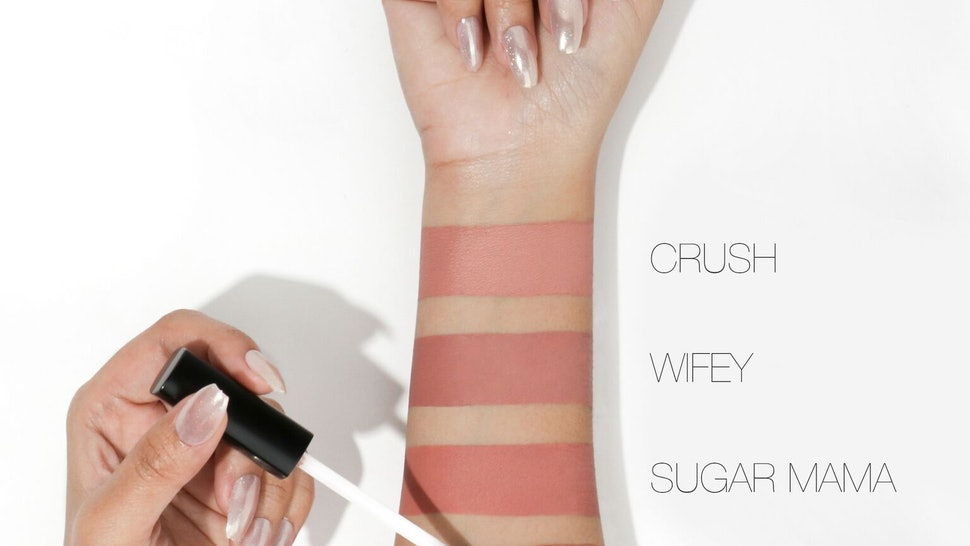 Huda Beautys New Matte Liquid Lips Are Perfect For Nude Lip Lovers
