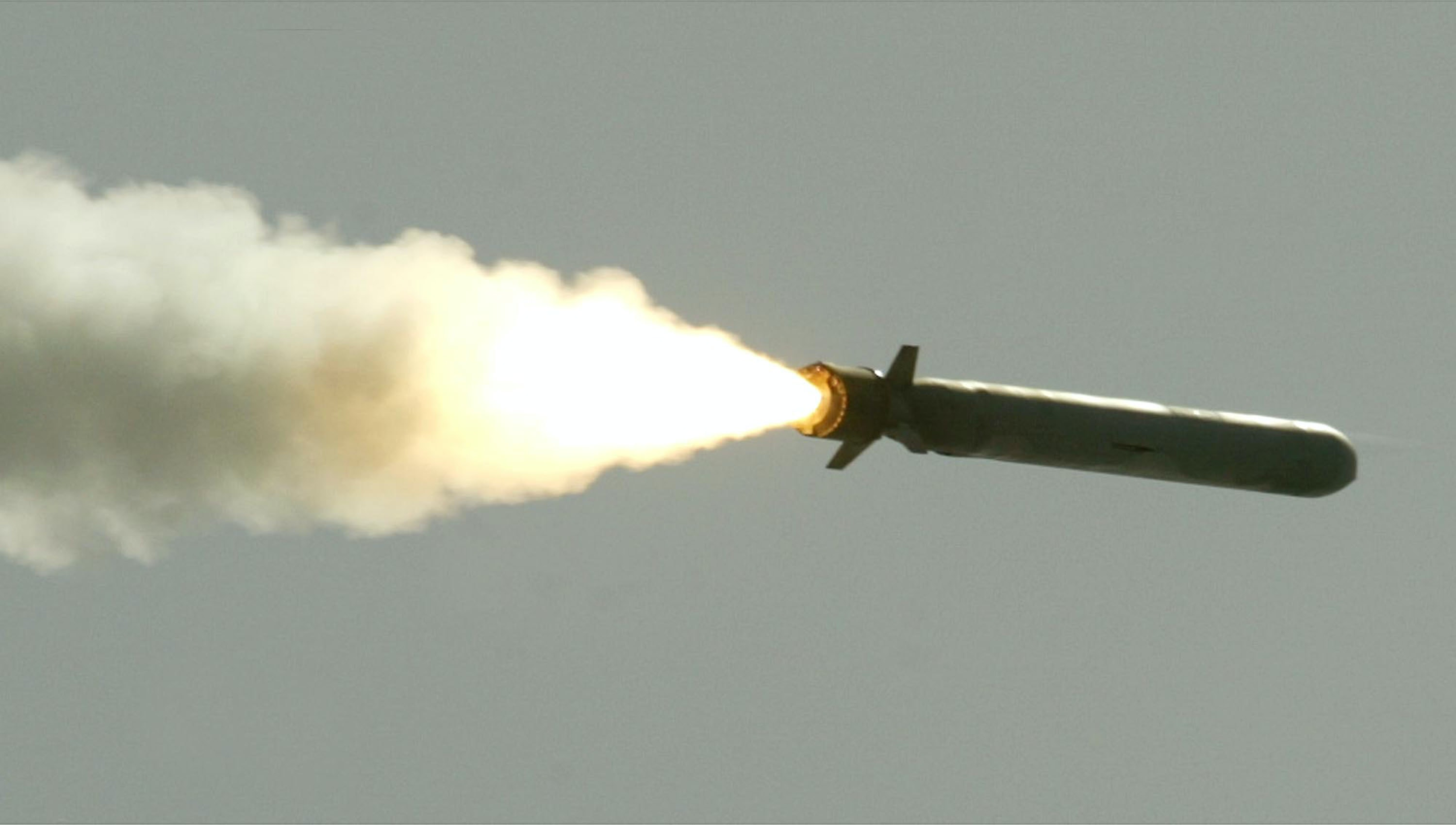 What Is A Tomahawk Missile? The US Launched Dozens Of Them