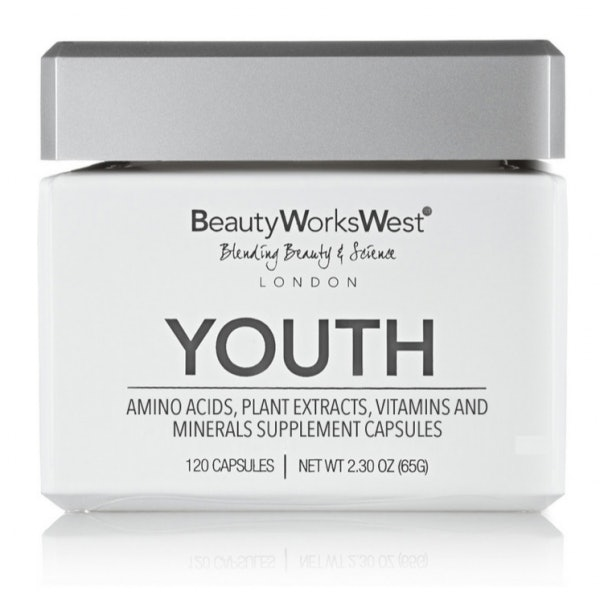 Experts like that BeautyWorksWest contains active ingredients made with whole foods.