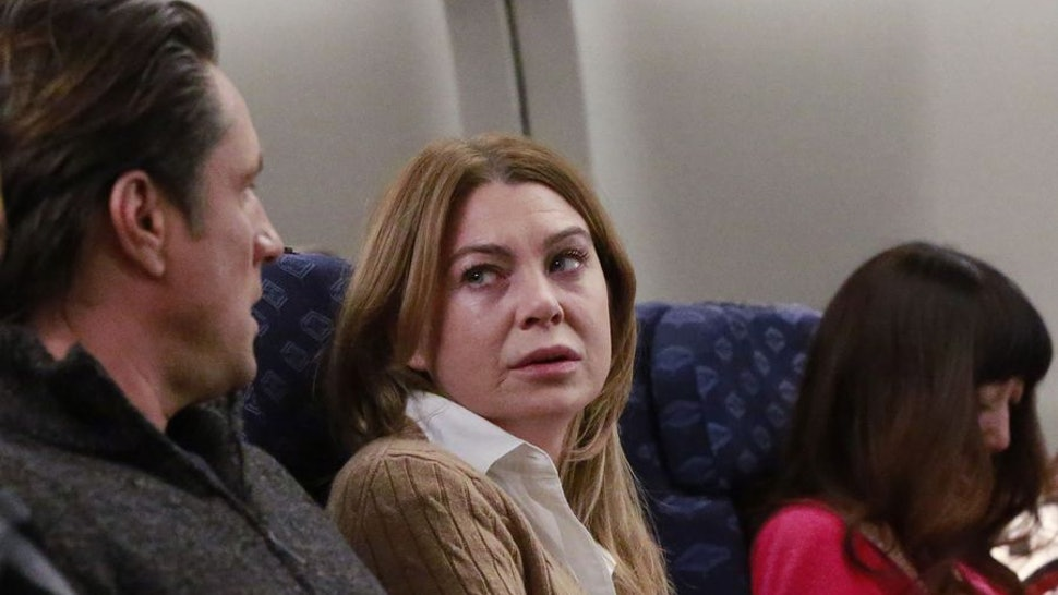 Will Meredith Die On Greys Anatomy There Could Be Another Plane
