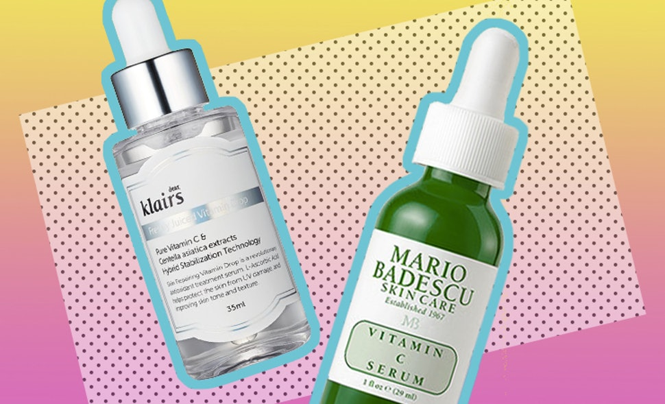 The 7 Best Vitamin C Serums To Fade Dark Spots From Sun Exposure And