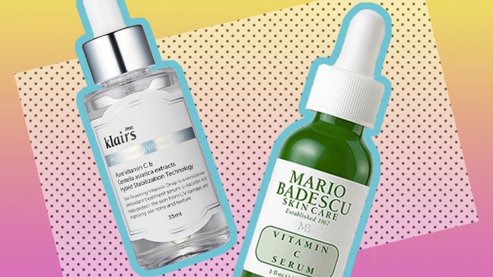 The 7 Best Vitamin C Serums To Fade Dark Spots From Sun