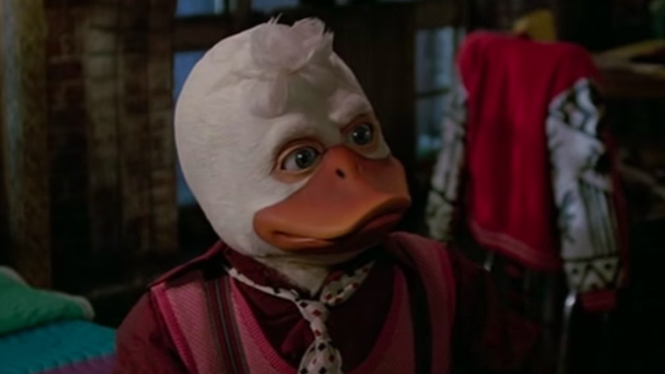 Will There Be A Howard The Duck Movie? The 'Guardians' Cameo