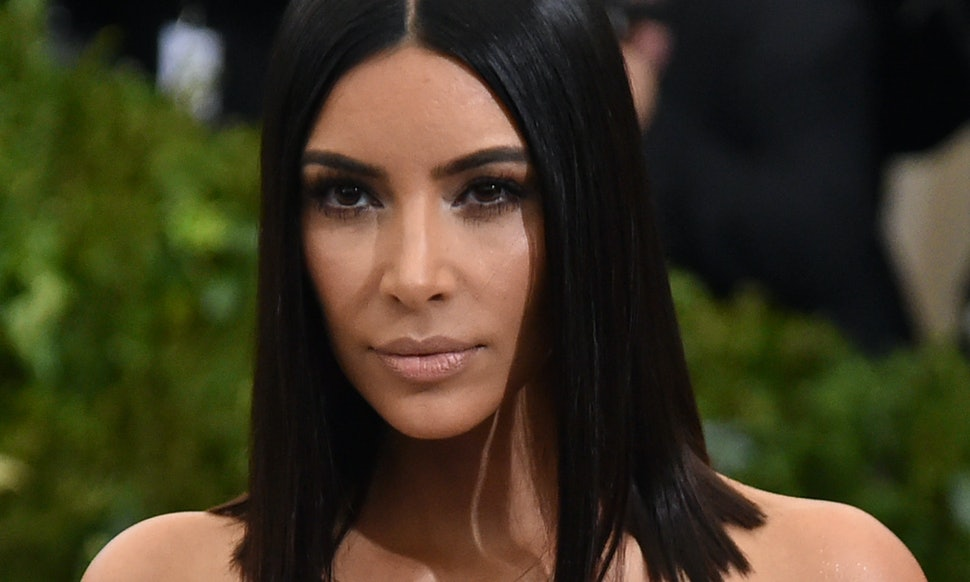 Is Kim Kardashians Long Hair Real Heres What We Know