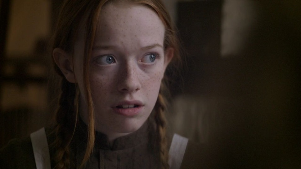 Netflix's 'Anne Of Green Gables' Series Vs  The Books Proves