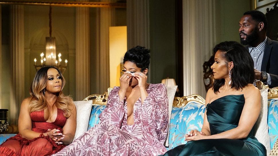 Real Housewives Stars React To Phaedra Parks Rhoa Reunion Reveal