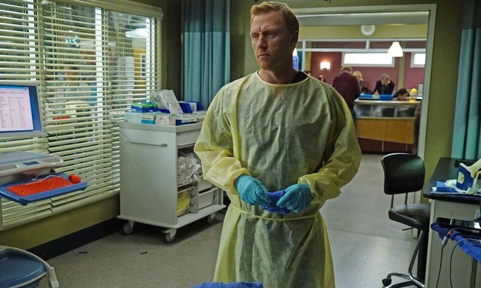 What Happened To Owen Hunts Sister On Greys Anatomy Her Return