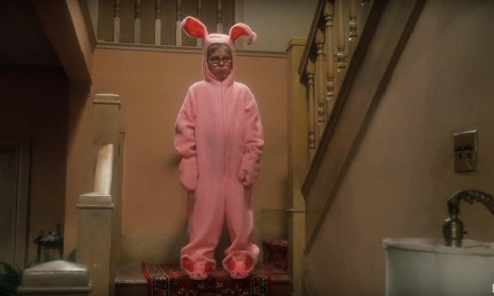a christmas story is foxs upcoming live musical so grab your pink bunny pajamas