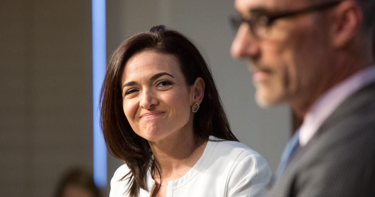 Sheryl Sandberg Says Minimum Wage Must Be Raised In Mother ... Sheryl Sandberg Mother S Day Post