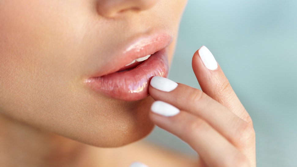 01061ebd338 The 8 Best Lip Scrubs For Chapped Lips. By Maria Cassano. May 17 2017.  puhhha / fotolia