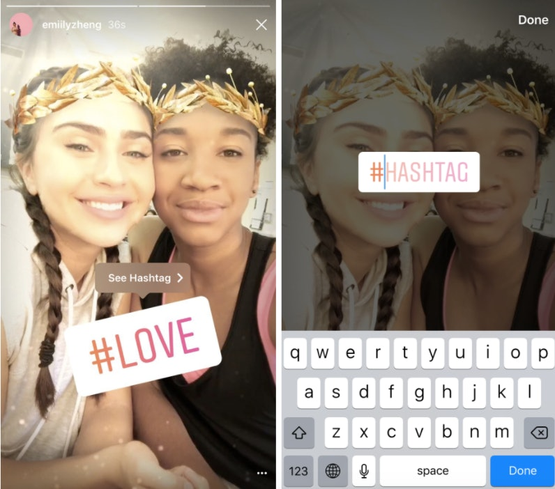 How To Use Hashtags In Instagram Stories And Broaden Your Post's Reach
