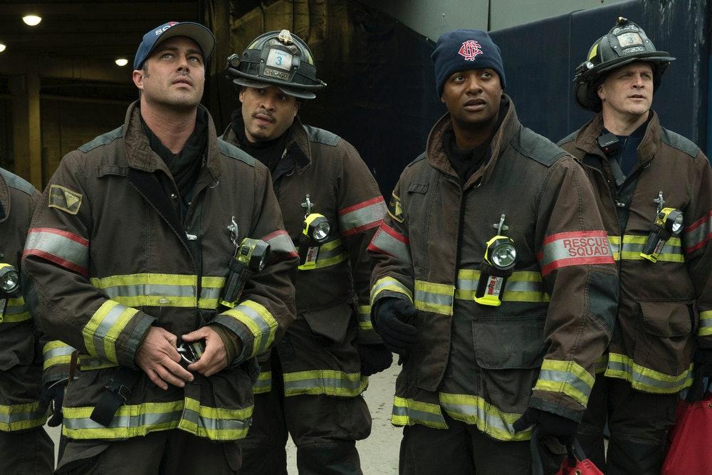 when will \u0027chicago fire\u0027 return for season 6? changes are Elias Koteas Tv Shows
