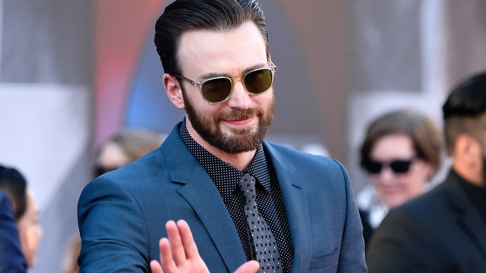 Proof Chris Evans Really Is Captain America