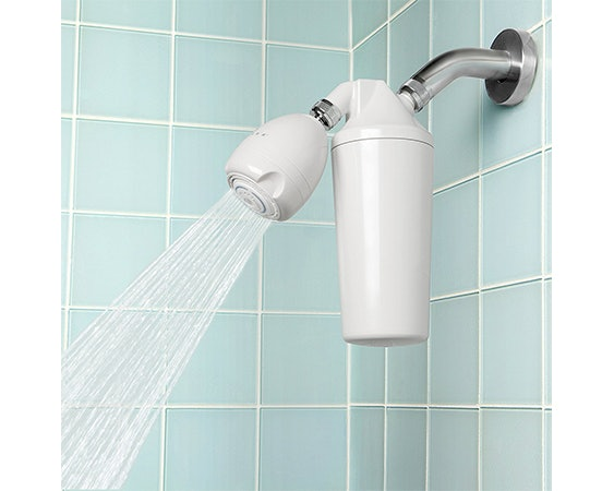 ideas design softener to bath residence comfy shower your head in showerhead softening applied water