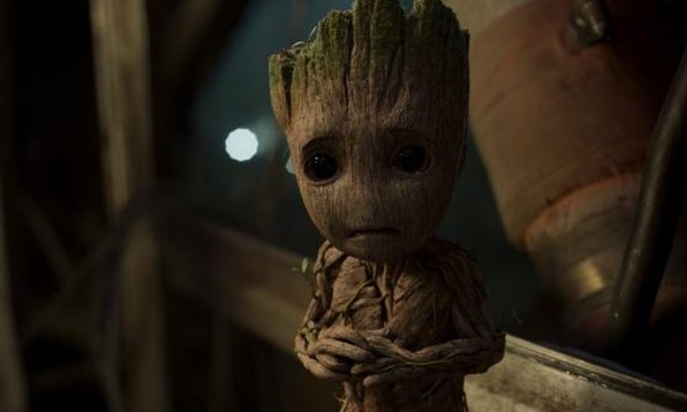 The Baby Groot Beer Scene In Guardians Of The Galaxy  Is Actually Way Too Hard To Watch