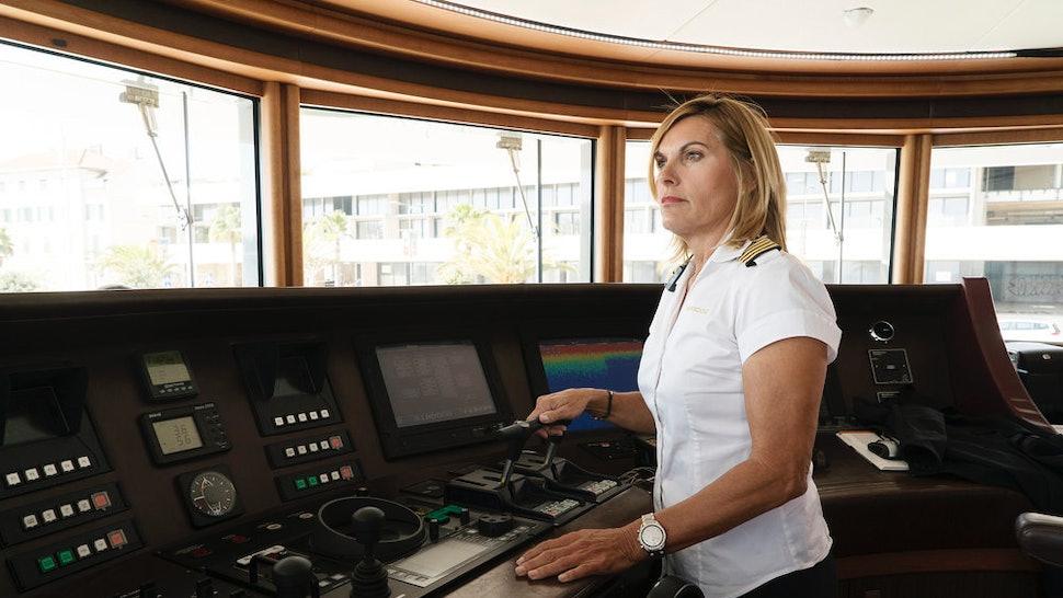 Who Is Captain Sandy On 'Below Deck Mediterranean'? She's