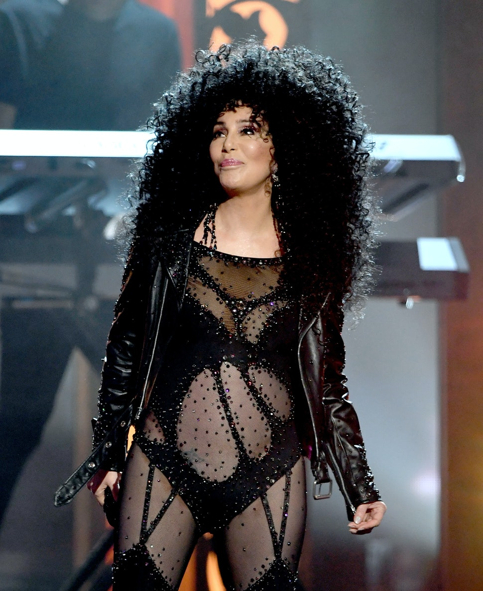 Cher S 2017 Billboard Music Awards Performance Outfits Recreated Her