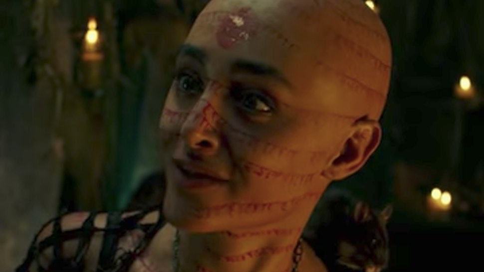 Who's The Bald Woman In 'Pirates 5'? The Witch Is A Major