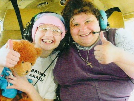 Gypsy Rose and Dee Dee Blanchard photo
