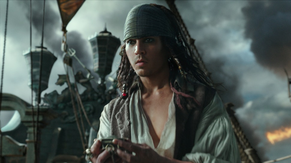 how did young johnny depp young happen in pirates 5 the actor is