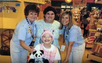 Gypsy Rose Blanchard with nurses