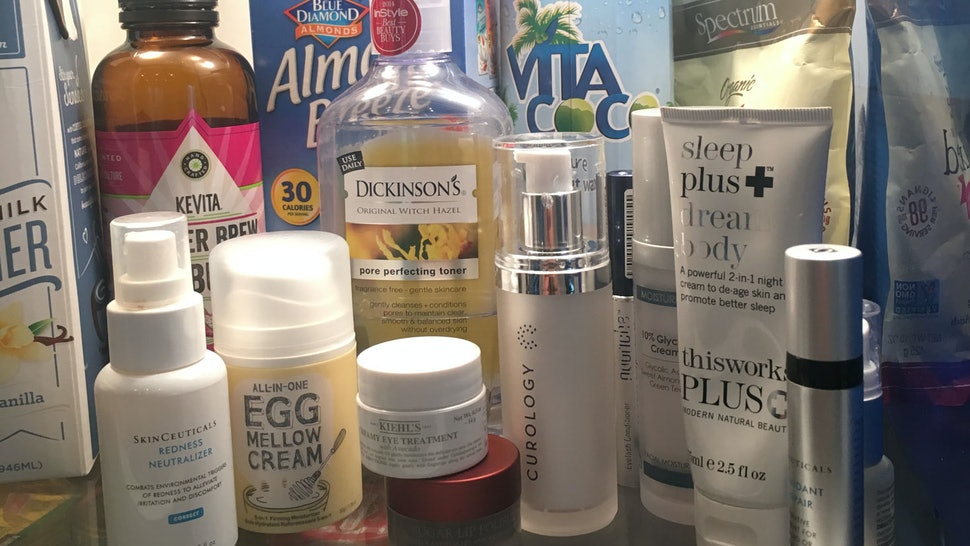 I Tried Refrigerating My Beauty Products To See If Chilled Skin Care