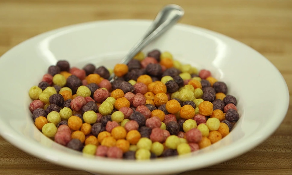 why did trix change colors the reason why is actually to your benefit
