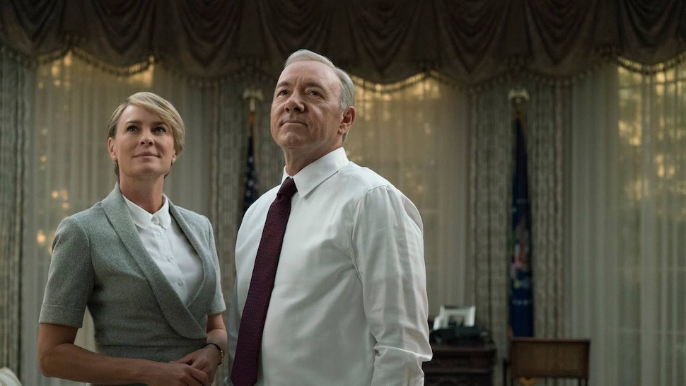 Is Elysian Fields A Real Secret Society? 'House Of Cards