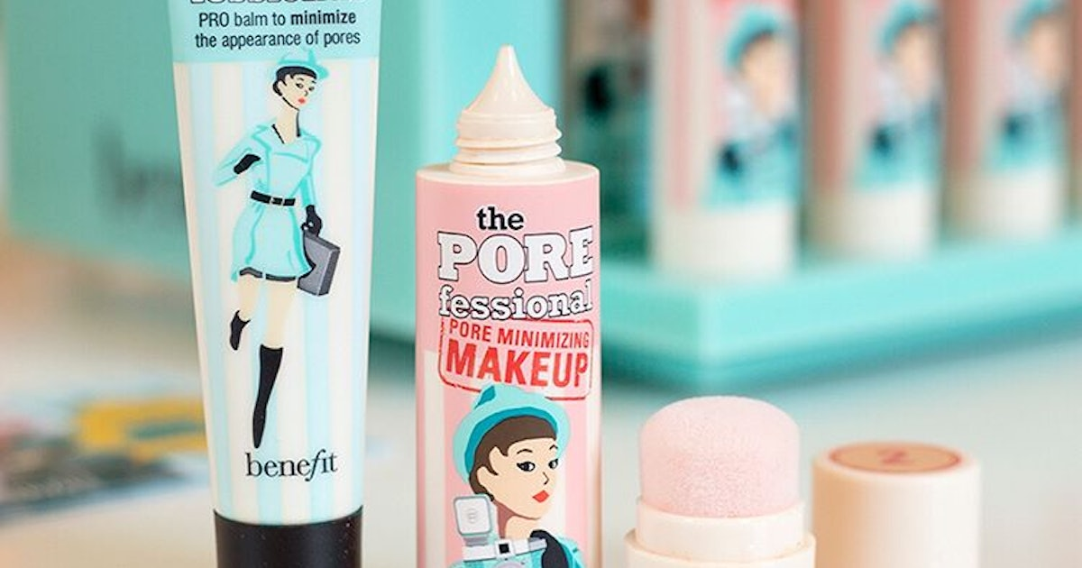 Benefit S New Porefessional Pore Minimizing Makeup Is Going To Be